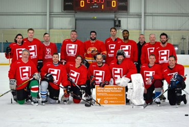 Lawyers for Kids Charity Hockey Tournament